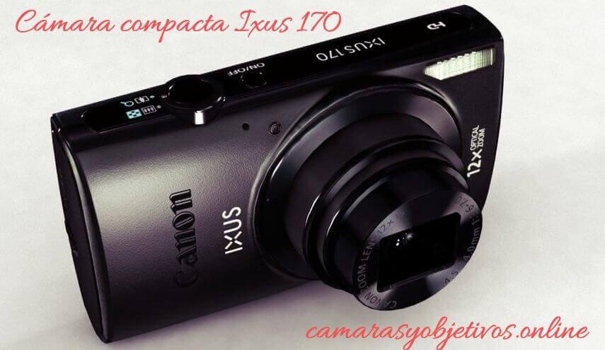 Cámara Ixus 170 de Canon