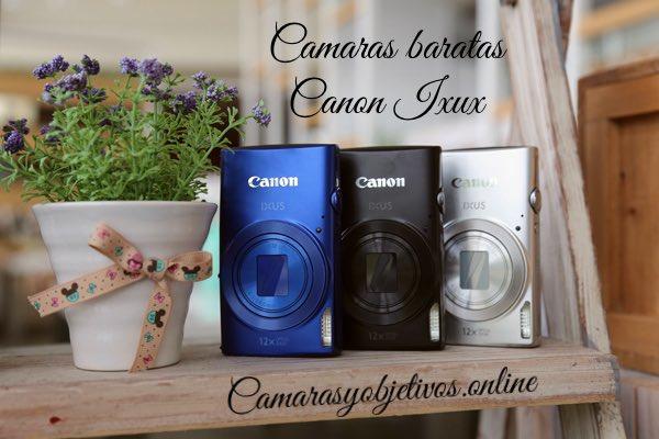 Canon baratas
