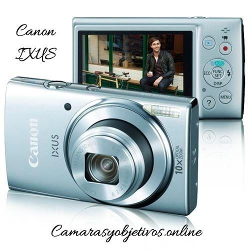 Canon cámara Ixus