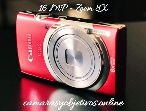 Cámara Ixus 150 Canon