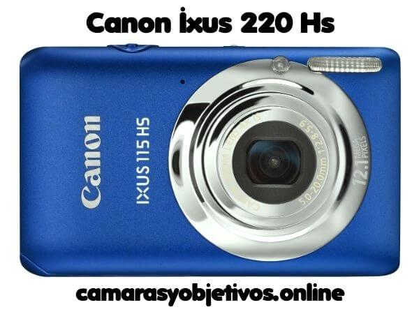 Cámara Canon Hs 12.1 Mp