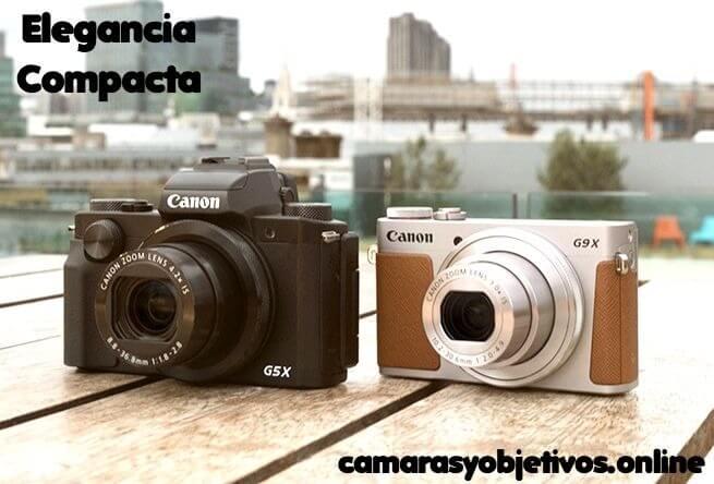 Precio serie Canon G