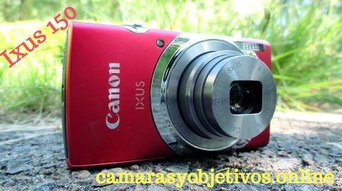 Compacta de Canon IXUS 150