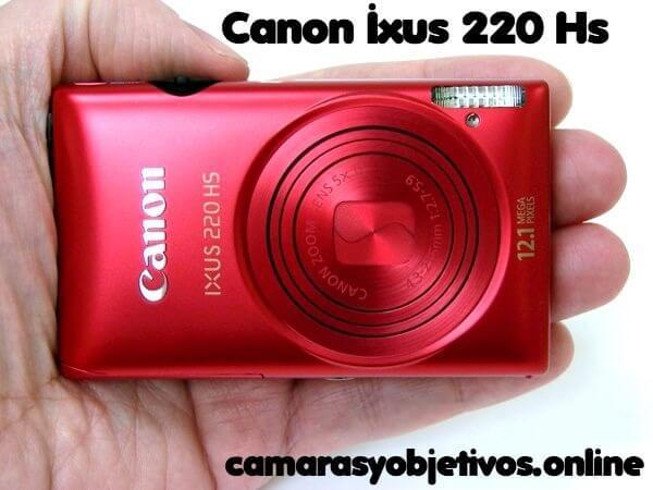 Ixus Canon hs 220