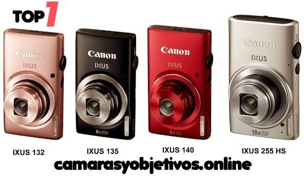 Ixus cámara Canon 132