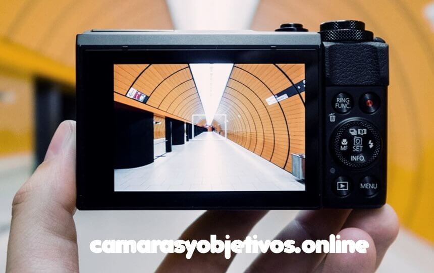 Canon cámara Powershot g7