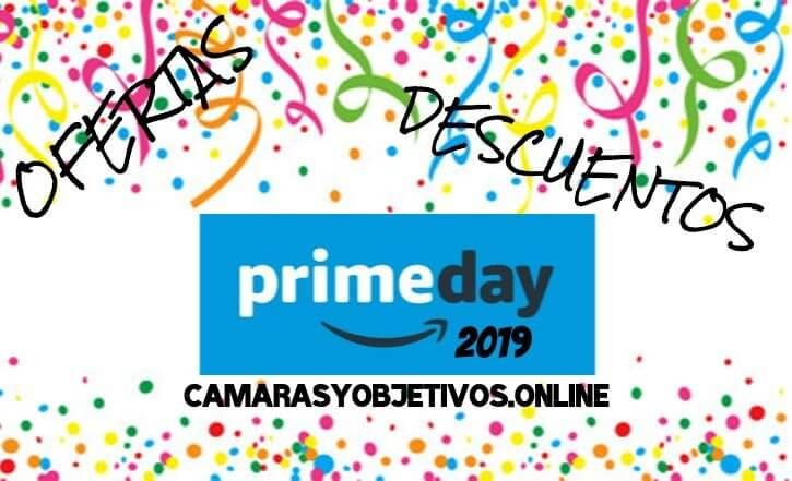 Objetivos y cámaras Amazon Prime